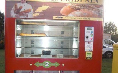 Enquête pour distributeur automatique de pain